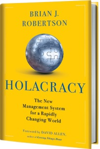 holacracy book