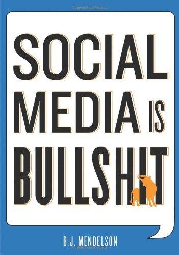los medios sociales son una mierda